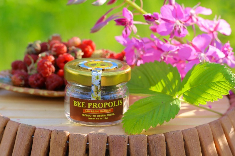 Improve Your Health With Bee Propolis