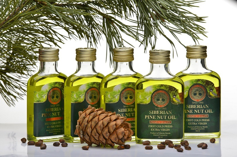 The Unique Health Benefits of Siberian Pine Nut Oil