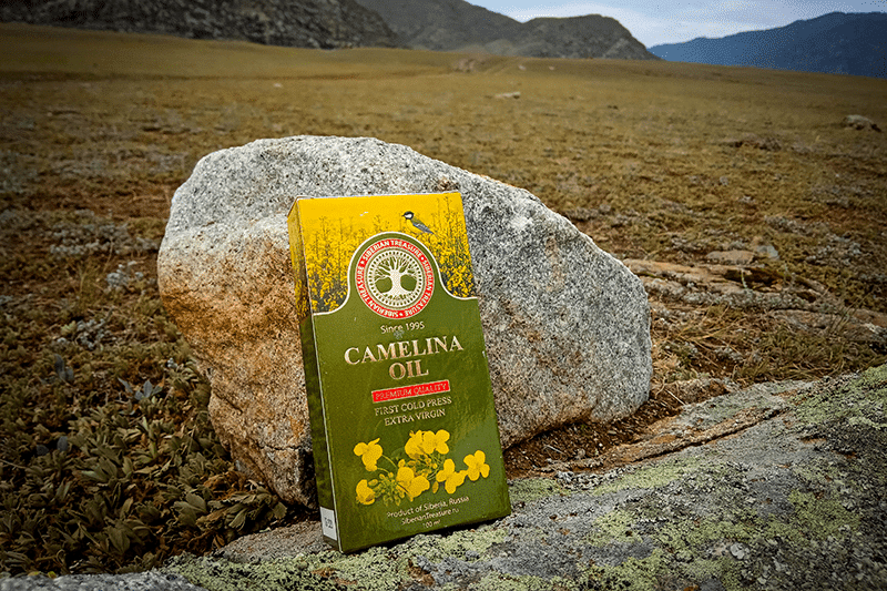 Camelina oil for women.  Mask recipes